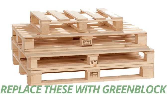 pallets llc greenblock