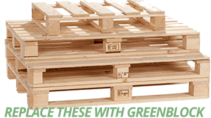 pallets llc greenblock