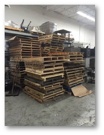 get pallets for free