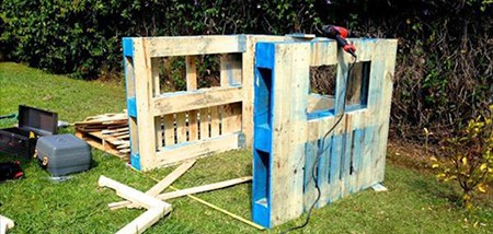 creative things made from pallets